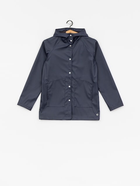 Herschel Supply Co. Jacke Rainwear Classic Wmn (peacoat/white classic logo)