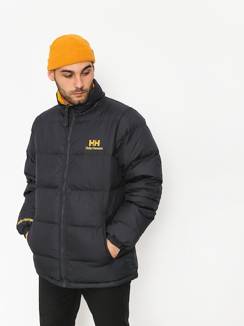 Helly Hansen Jacket Reversible Down Jacket (ebony)