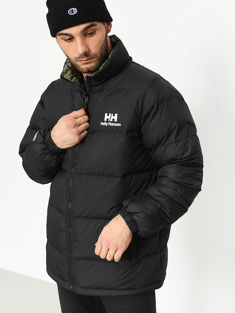 Helly Hansen Jacket Reversible Down Jacket (black)