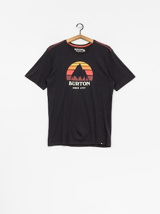 Burton T-shirt Underhill (true black)