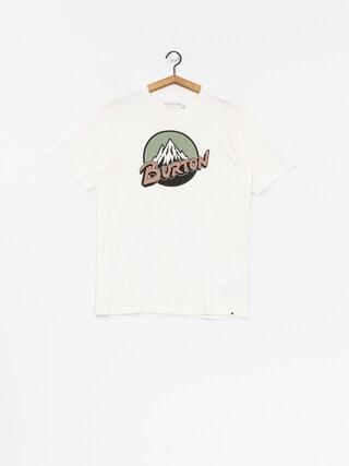 Burton T-shirt Retro Mtn (stout white)