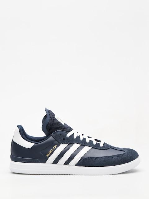 adidas Shoes Samba Adv (conavy/ftwwht/ftwwht)