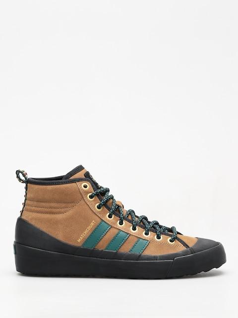 adidas Schuhe Matchcourt High Rx3 (rawdes/nobgrn/cblack)
