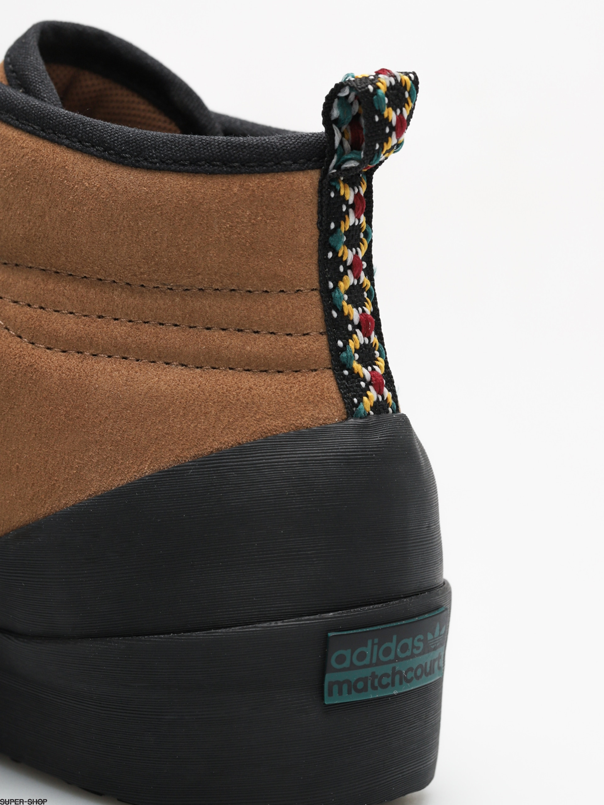 brand new e64ab ff8d3 adidas Shoes Matchcourt High Rx3 (rawdesnobgrncblack)
