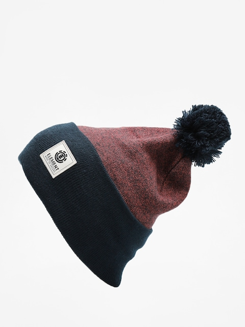 Element Beanie Dusk Pom II Beanie A (oxblood heather)