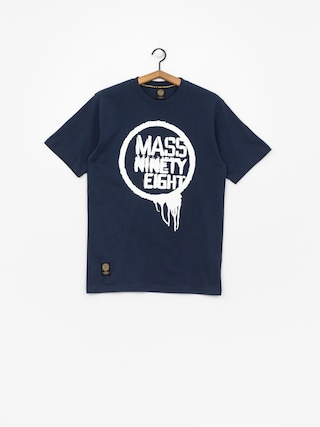 MassDnm T-shirt Return (navy)