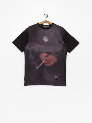 MassDnm T-shirt Chillgirl (black)