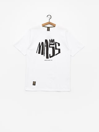 MassDnm T-Shirt Crown (white)