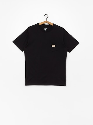 Turbokolor T-shirt Tag Pocket (black)