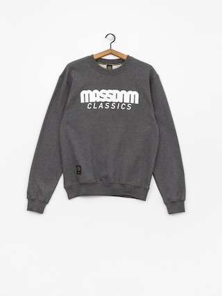 MassDnm Sweatshirt Classics (dark heather grey)