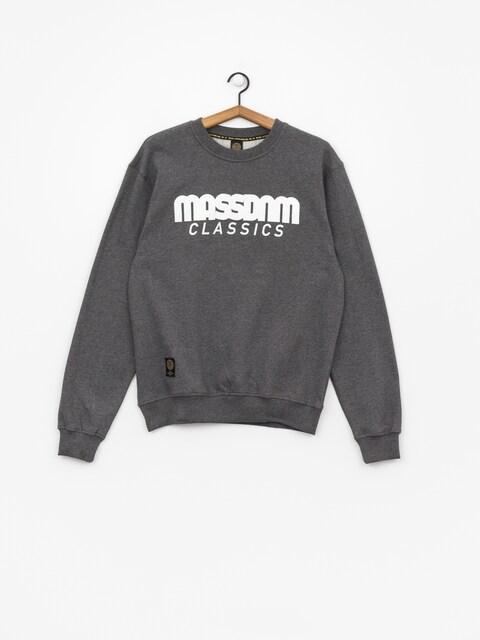 MassDnm Sweatshirt Classics (dark heather grey)