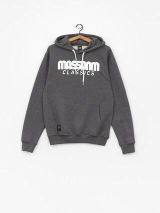 MassDnm Hoodie Classics HD (dark heather grey)