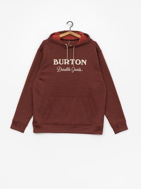 Burton Hoody Oak HD (bitters heather)