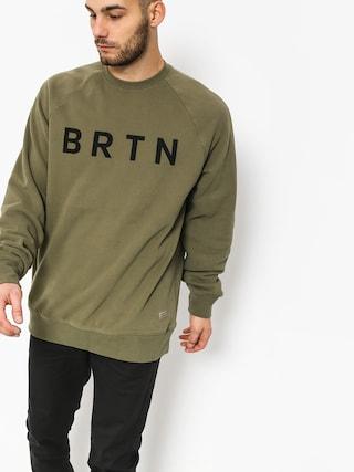 Burton Sweatshirt Brtn Crew (dusty olive)