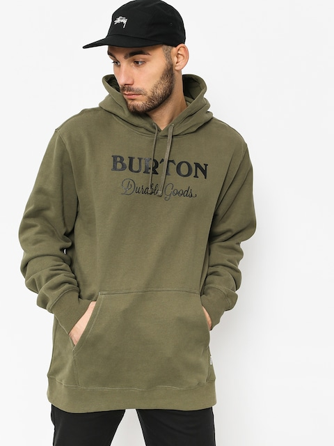 Burton Hoodie Durable Gds HD (dusty olive)