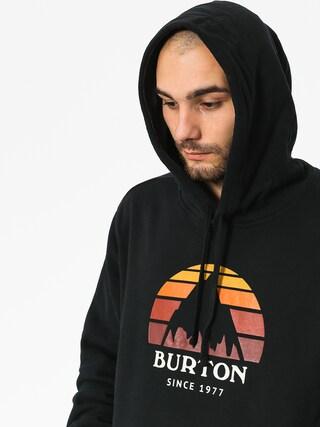 Burton Hoodie Underhill HD (true black)