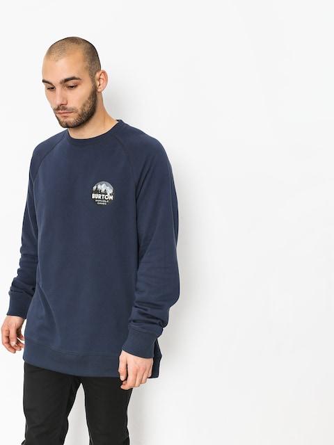 Burton Sweatshirt Tprt Org Crew (mood indigo)