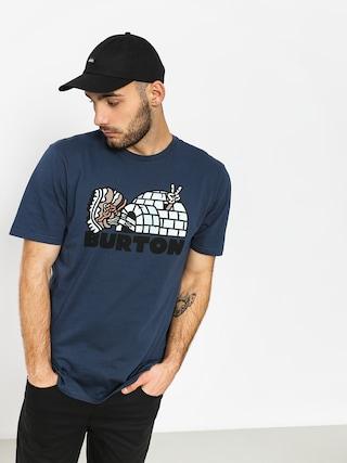 Burton T-shirt Cupajo (mood indigo)