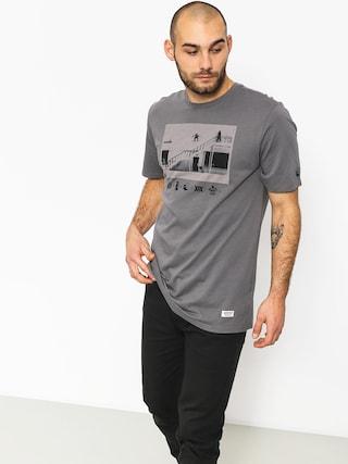Burton T-shirt Make Tracks (castlerock)
