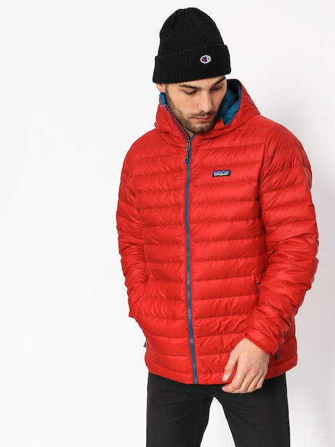 Patagonia Jacket Down Sweater HD (fire)