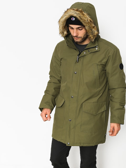 DC Jacket Bamburgh 2 (burnt olive)