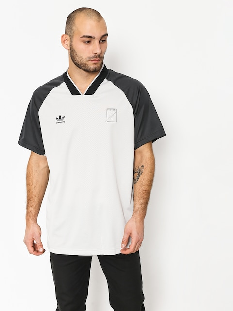 adidas T-Shirt Numbers Edition (grey one/carbon)
