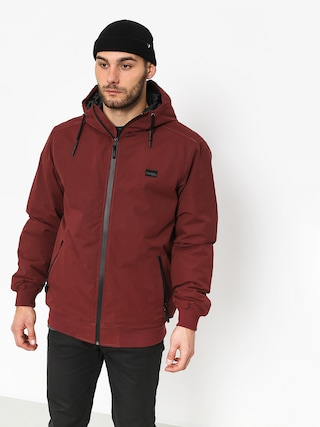 Iriedaily Jacket Nilas (maroon)