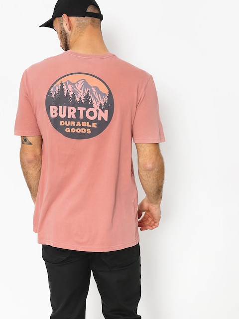 Burton T-shirt Taproot (old rose)