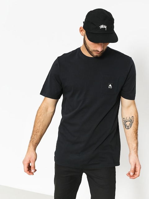 Burton T-shirt Colfax (true black)