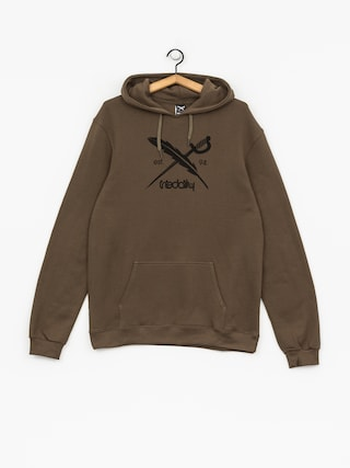 Iriedaily Hoody Daily Flag HD (olive)