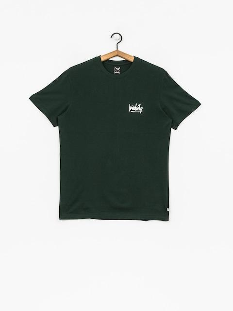 Iriedaily T-Shirt Tagg (hunter)
