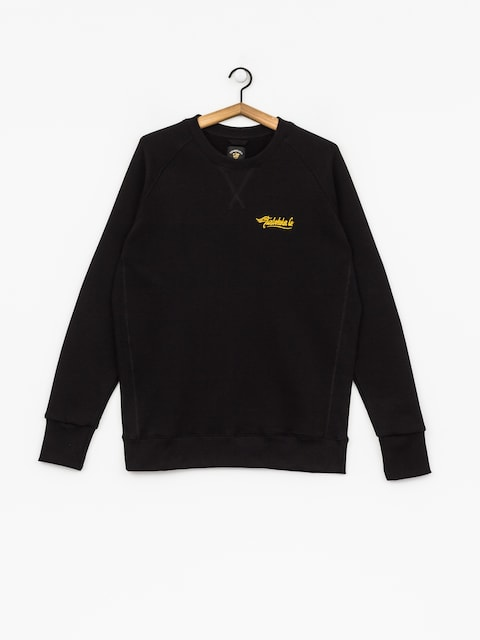 Turbokolor Sweatshirt Tiger Vintage (black)