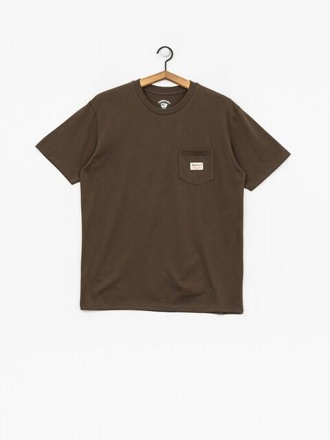 Turbokolor T-shirt Tag Pocket (khaki)