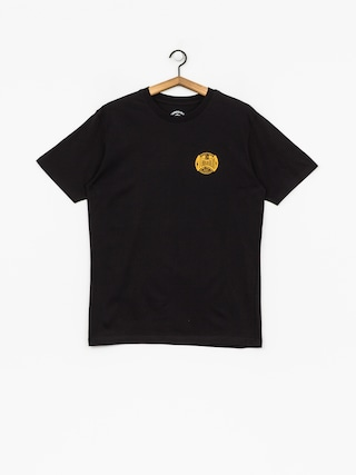 Turbokolor T-shirt Oval Logo (black)