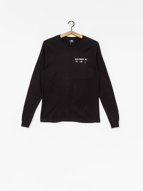 Stussy Longsleeve Imaginary Spaces Ls Tee Wmn (black)