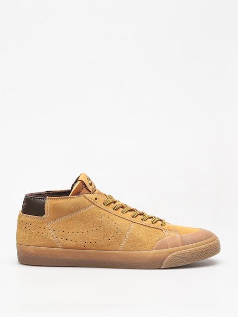Nike SB Shoes Sb Zoom Blazer Chukka Xt Premium (bronze/bronze baroque brown)