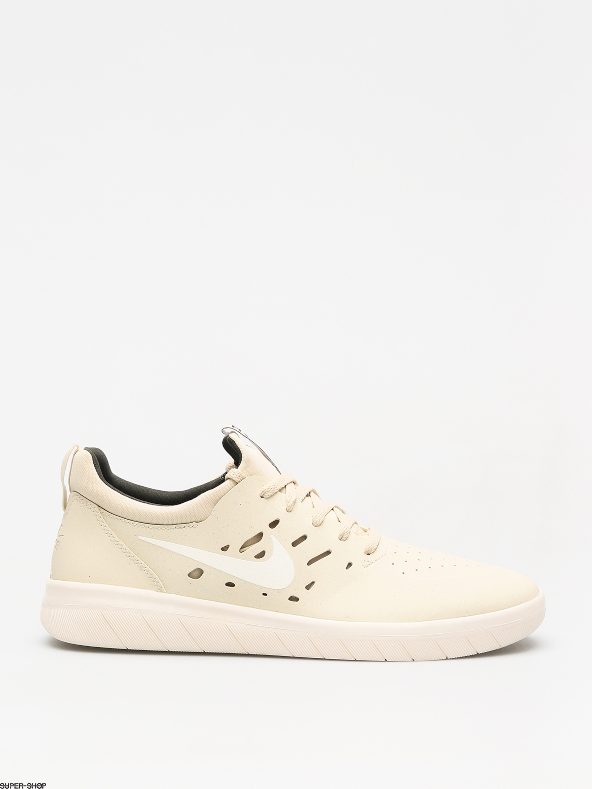 new style 489a4 0e315 Nike SB Nyjah Free Shoes (beach sail sequoia)