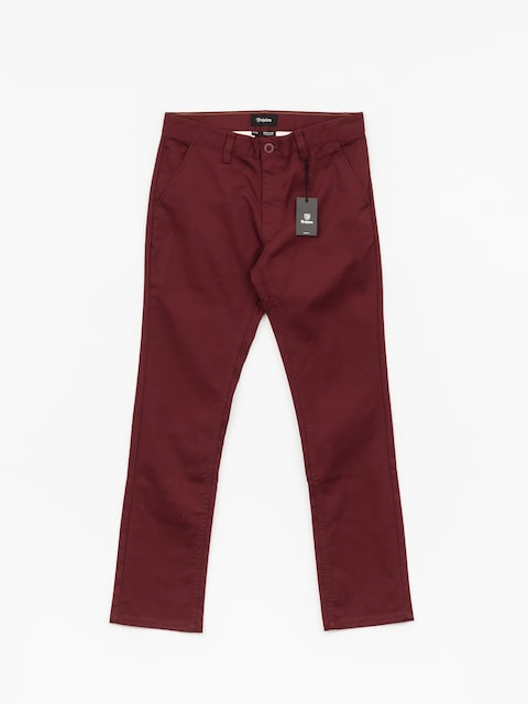Brixton Pants Reserve Chino (dark burgundy)