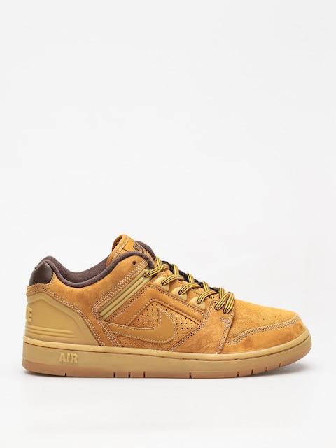 Nike SB Shoes Sb Air Force II Low Premium (bronze/bronze baroque brown)