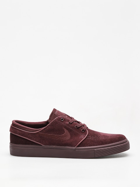 Nike SB Sb Zoom Stefan Janoski Shoes (burgundy crush/burgundy crush)