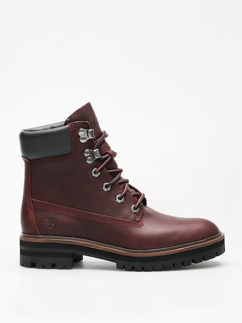 Timberland Winter shoes London Square 6 In Wmn (dark port)