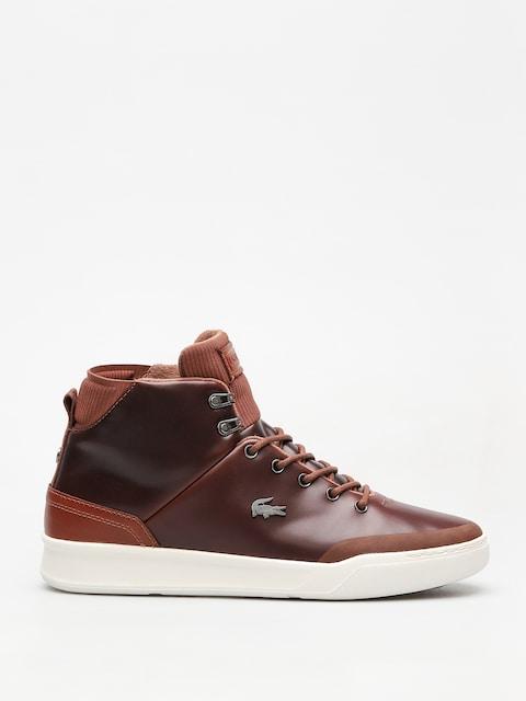 Lacoste Shoes Explorateur Classic 318 1 (dark tan/brown)