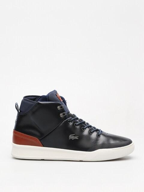 Lacoste Shoes Explorateur Classic 318 1 (navy/brown)