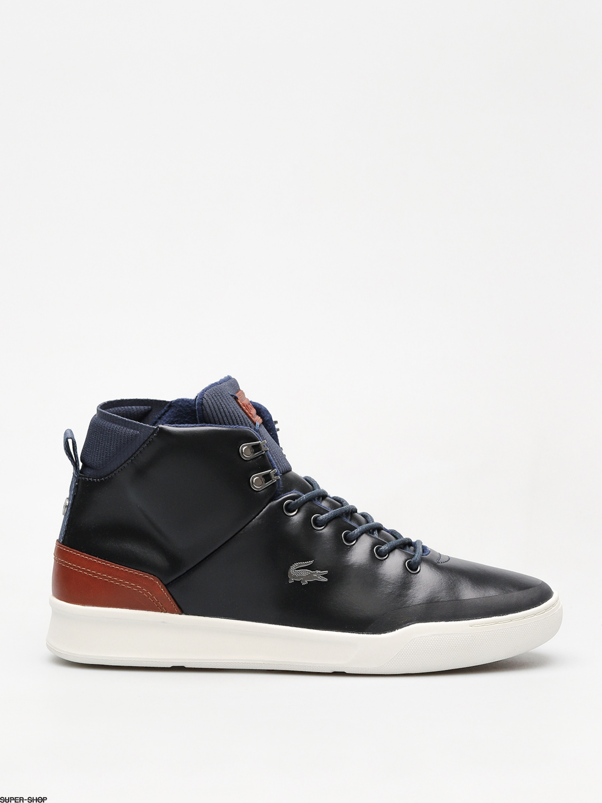 Lacoste Shoes Explorateur Classic 318 1 (navy brown) 754463f237