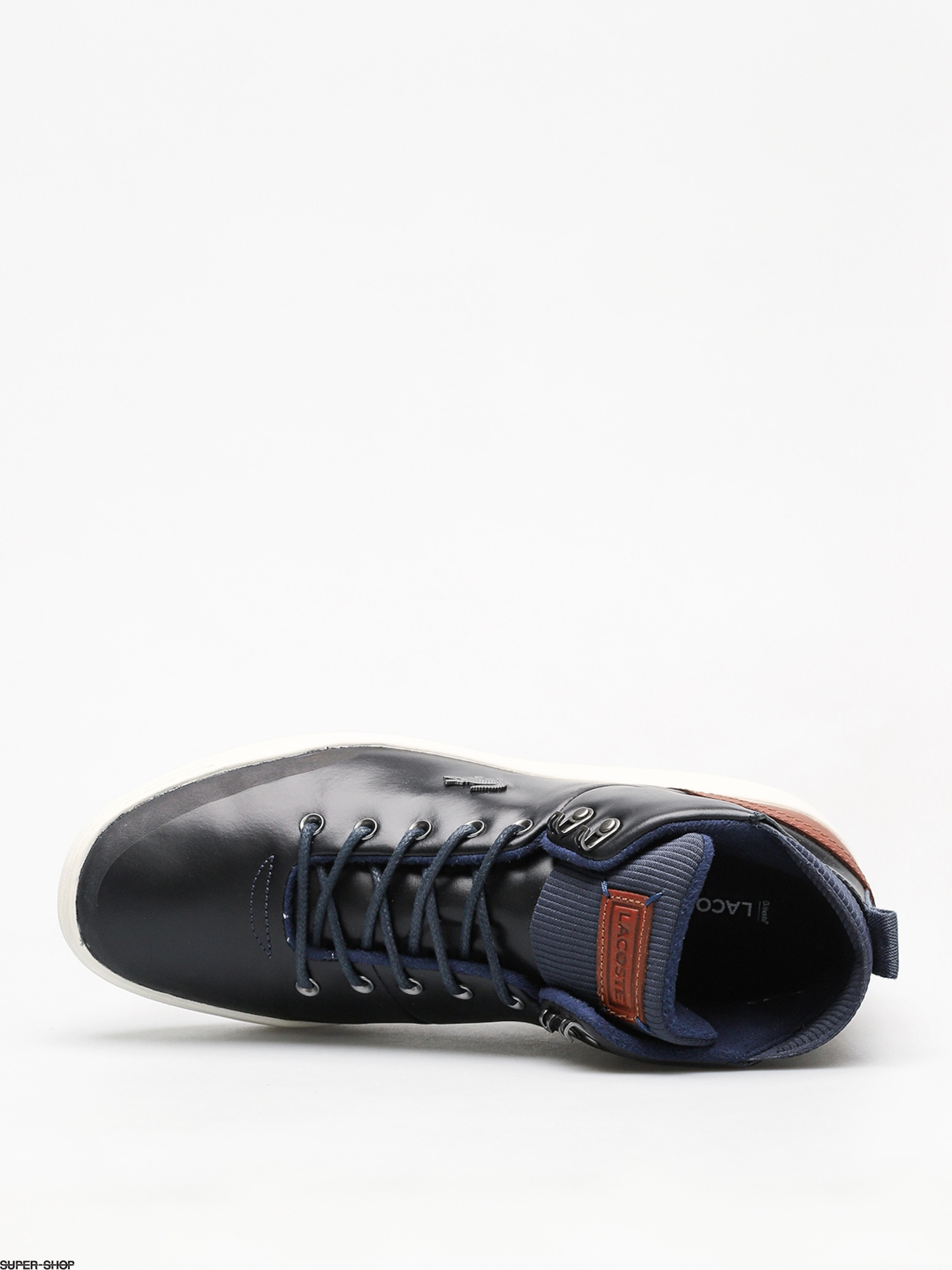 0eda3ba18481b Lacoste 318 1 Explorateur Shoes navybrown Classic r8URrq