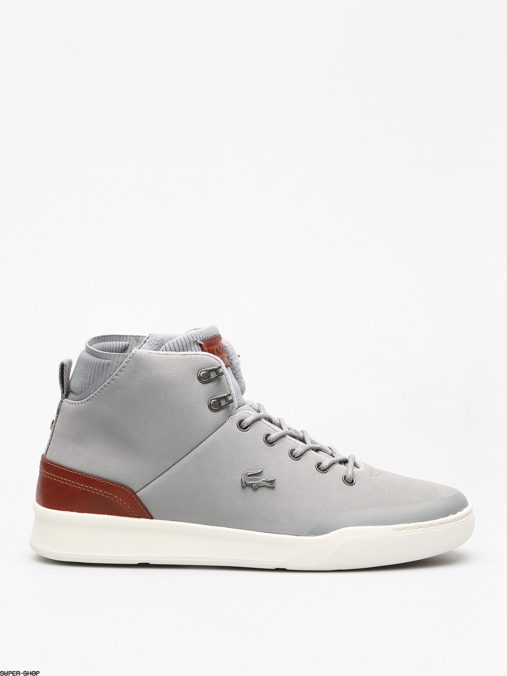 00e015eaadb19 Lacoste Shoes Explorateur Classic 318 2 (grey brown)