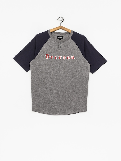 Brixton T-Shirt Proxy III Hnly (heather grey)