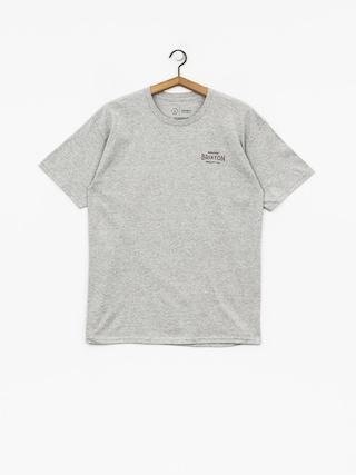 Brixton T-shirt Cinema Stt (heather grey)