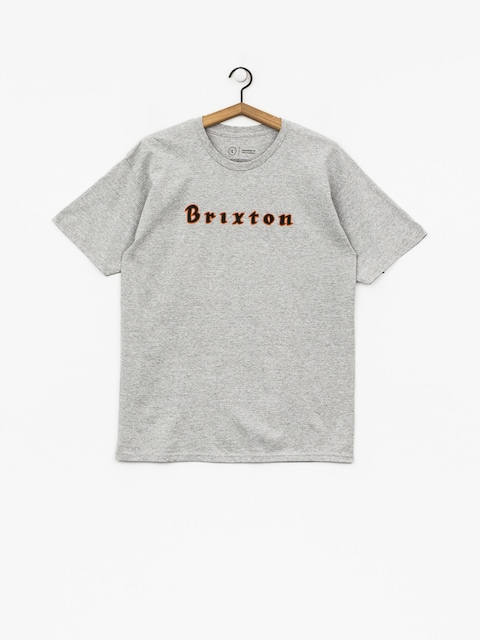 Brixton T-Shirt Proxy Stt (heather grey)