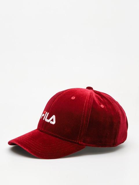 Fila Cap Velvet ZD (rhubarb)